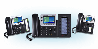 Grandstream Networks Enterprise IP Phones