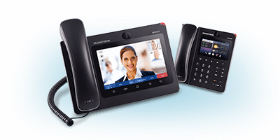 Grandstream Networks IP video phones for Android